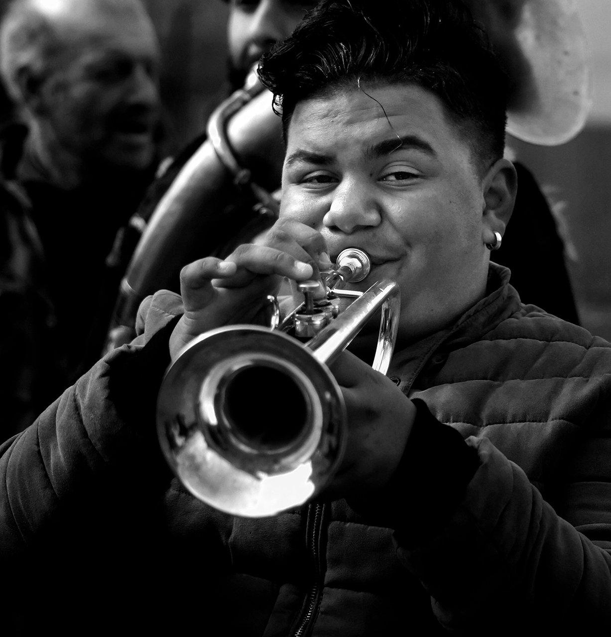 Like Dizzy Gillespie | Author Dimityr Kostov - doktora | PHOTO FORUM