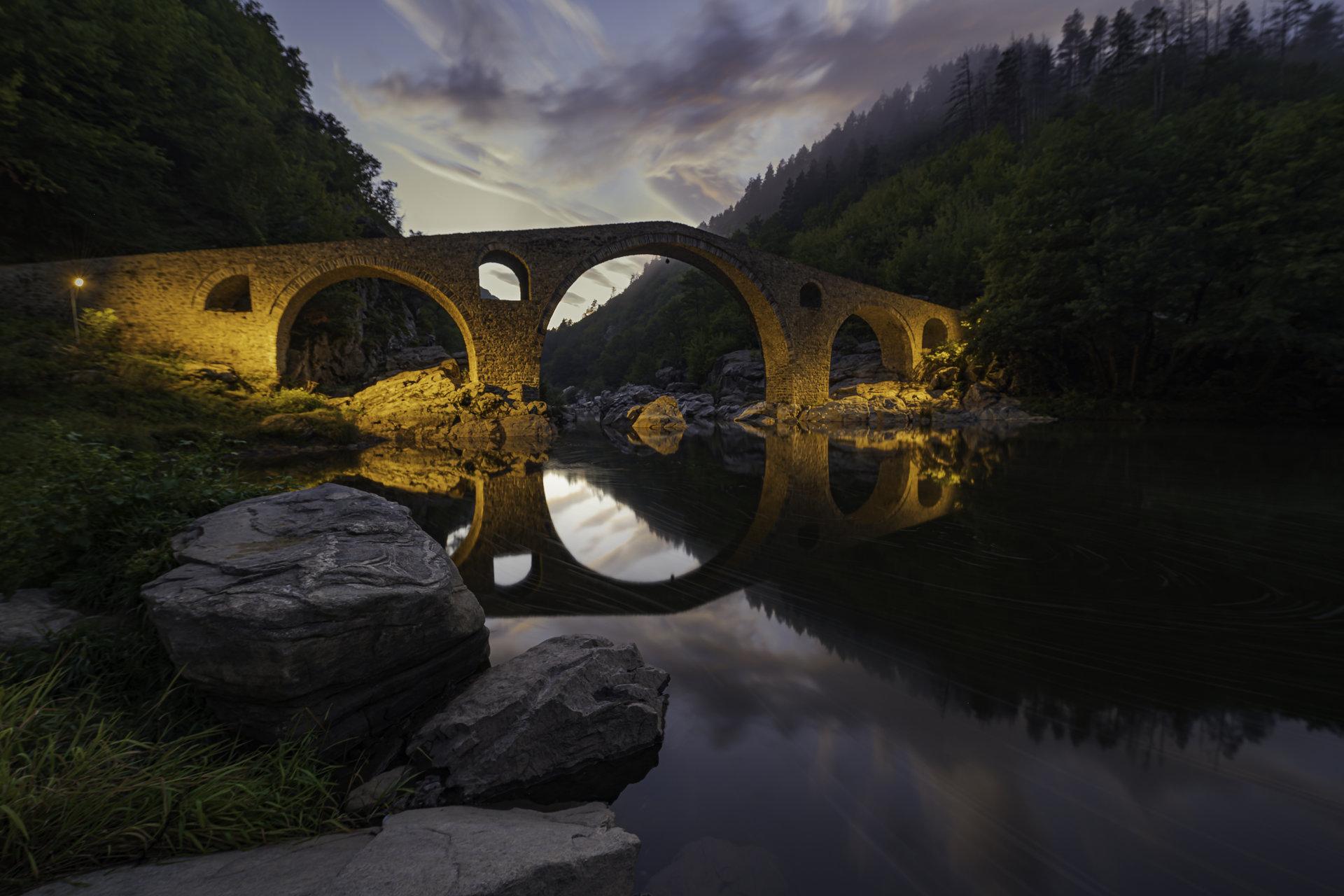 Мост   Author skiahtro  - skiahtro   PHOTO FORUM