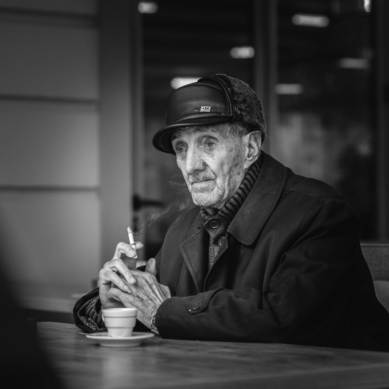 Дядо Георги   Author Stefan Kamenov - stephoko   PHOTO FORUM