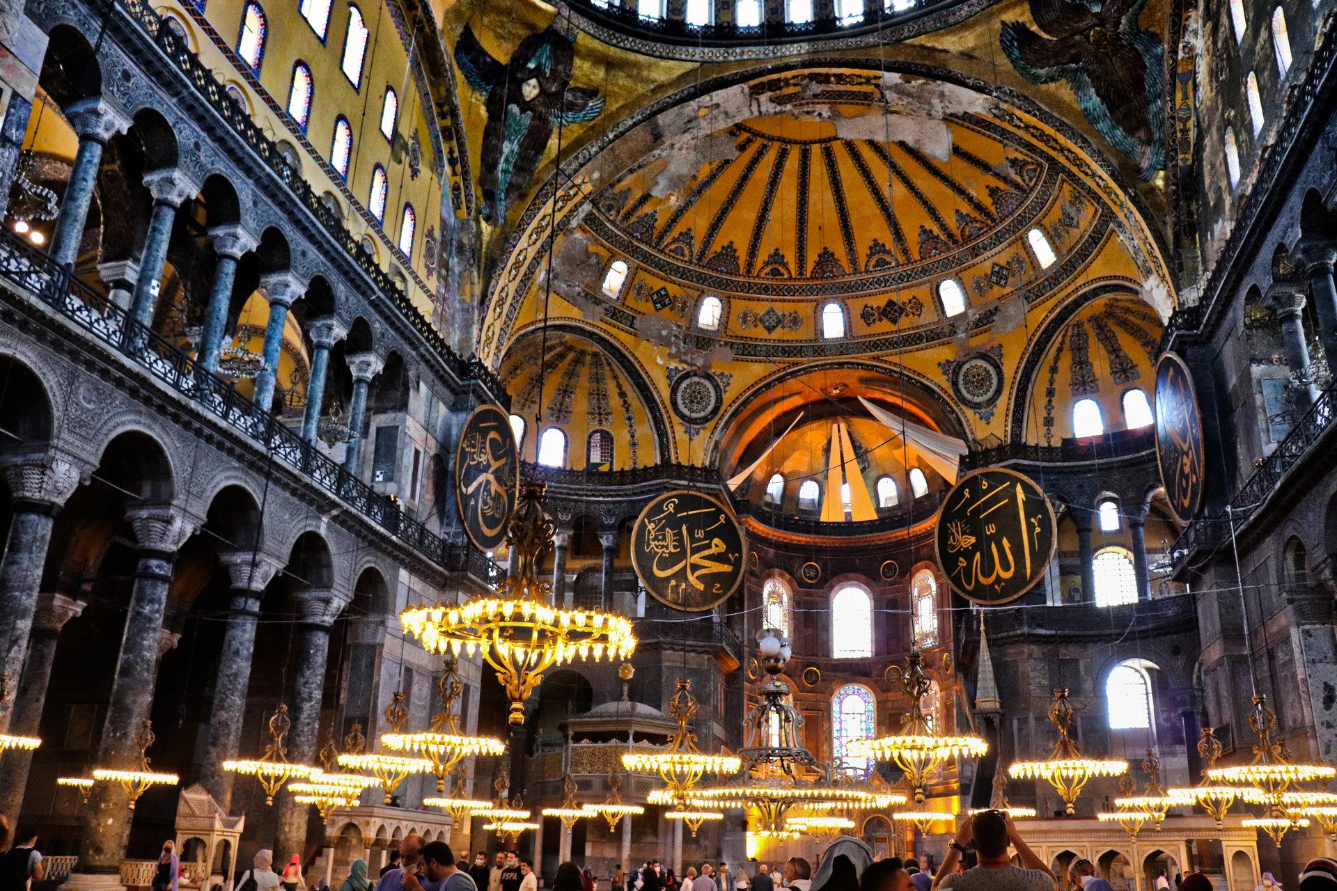 Ориента в Архитектура - Св. София - Истанбул   Author Miroslav Milev - Milevphoto   PHOTO FORUM