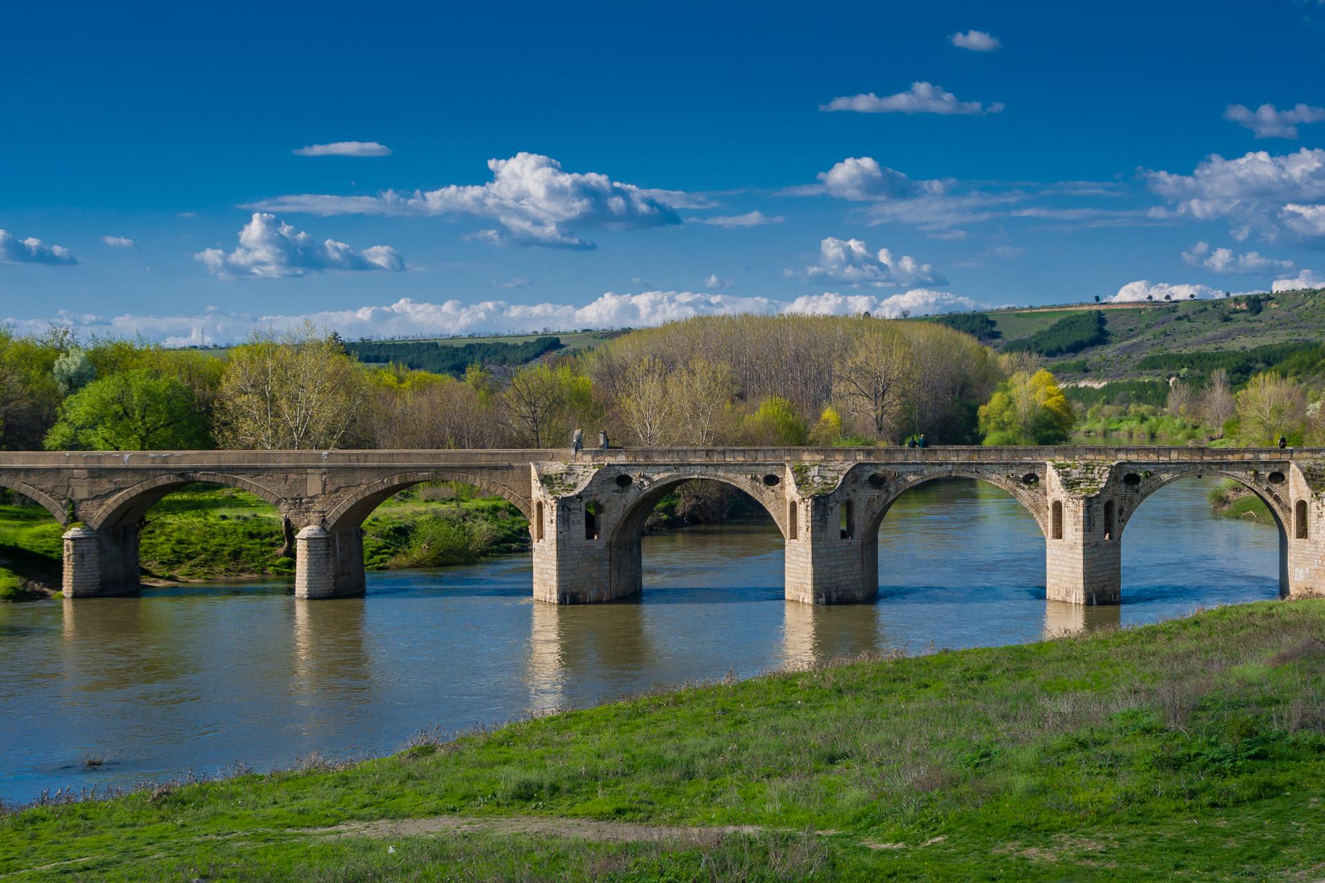 Колю Фичевият мост край Бяла   Author Tzvetan Ostromsky - ceco   PHOTO FORUM