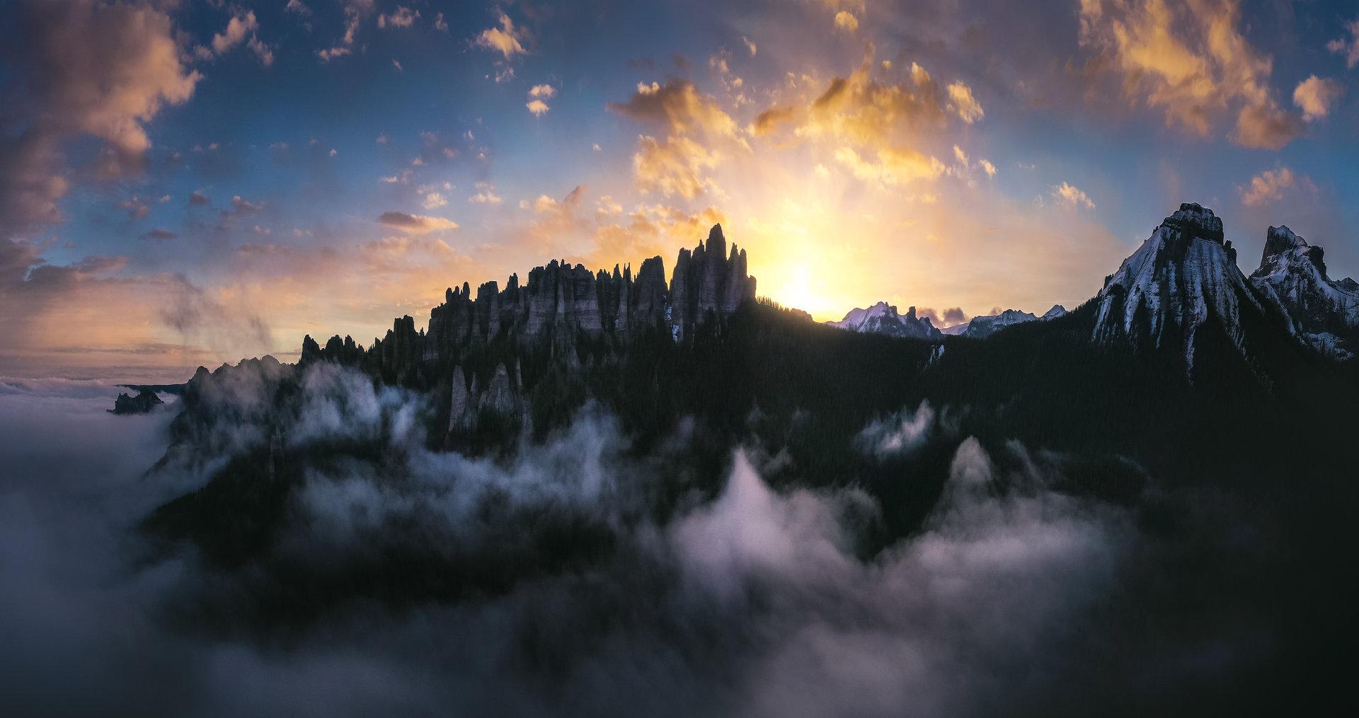 Колорадо | Author Remo Daut - wallburn | PHOTO FORUM