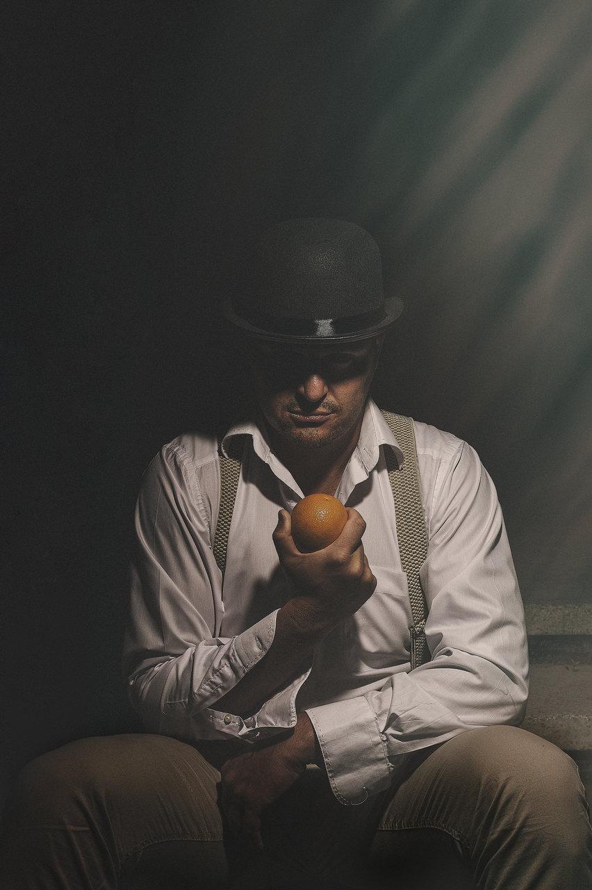 A Clockwork Orange | Author Sakasche - rositsa_dimitrova | PHOTO FORUM