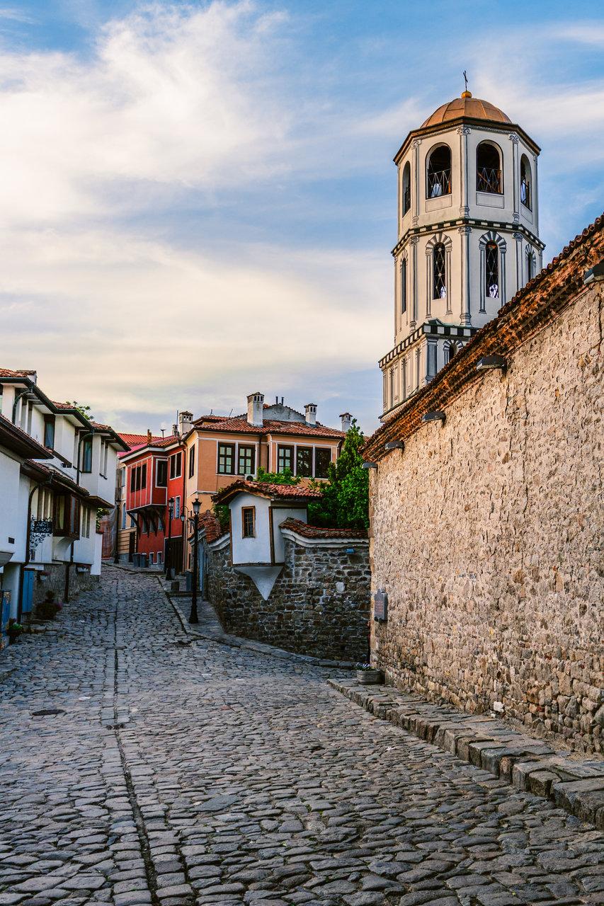 Старият град в Пловдив | Author Radostin Dimov - Dimovpg | PHOTO FORUM