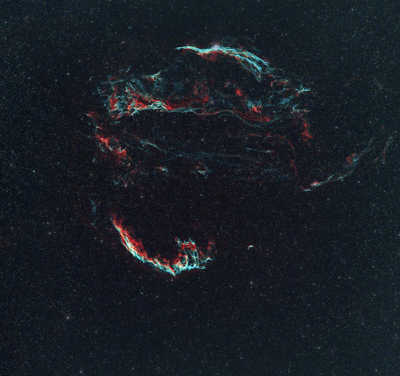 Мъглявината Воал една от любимите ми | Author Doncho Dimitrov - Fazana1916 | PHOTO FORUM