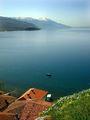 Охридското езеро и планината Галичица ; comments:5