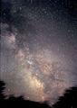 Центърът на нашата галактика - Млечният път в съзв. Стрелец ; comments:13