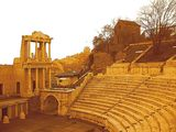 Античния театър в Пловдив ; comments:5
