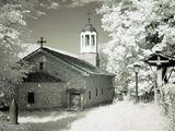 Селска църква в IR - 2 ; comments:20