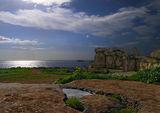 Mnajdra Temple & Filfla Island - Malta ; comments:76
