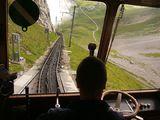 С влак през Алпите. ; comments:36