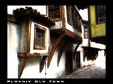 Plovdiv Old Town ; comments:42