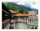 Рилски Манастир ; comments:24