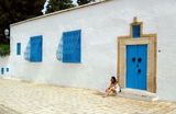 pic013-Sidi Bou Said, Tunisia ; comments:15