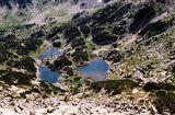Самодивските езера - откъм пътеката за връх Дженгал и Моминдворска порта... ; comments:17