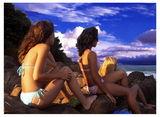 Три момичета в Созопол и небето над пустинята Сахара ; comments:23