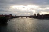 River GARONNE from Bridge Saint Pierre ; comments:23