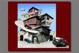 Стария град - колаж ; comments:27