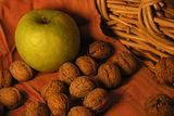 зелена ябълка и орехи ; comments:10