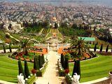 Градините на храма на Бахайската религия ; comments:150