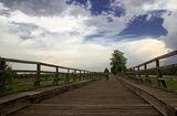 Привечер на дървения мост ; comments:40