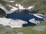 Най-дълбокото високопланинско езеро - Окото ; comments:87