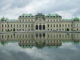 дворецът Белведере във Виена ; comments:61