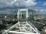 Kabinka ot London Eye ; comments:50