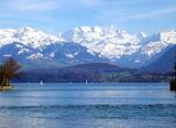 Езерото Тун в Швейцария ; comments:62