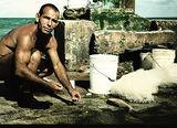 Портрет на кубински рибар ; comments:49