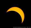 Solar Eclipse 29.03.2006 Maximum in 13;51, build in °° 42 40 °° 23 18 ; comments:64