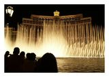 Dancing fountains at the Bellagio ; comments:18