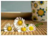 Сутришна закуска с кафе и... Усмивка :) ; comments:32