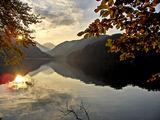 Autumn Sunset ; comments:54