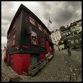 ...Bergen through fisheye... ; comments:42