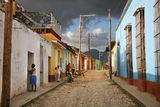The City of Trinidad in Cuba ; comments:105