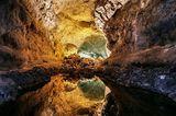 Cueva de los Verdes - LANZAROTE ; comments:34
