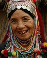 Златният триъгълник. Жена от племето ака. ; comments:27