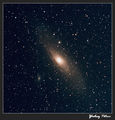 M31 Andromeda Galaxy ; comments:31