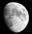 Gibbous moon ; comments:11
