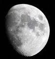 Gibbous moon ; comments:11