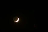 The Moon Dances With Venus ; comments:1
