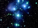 M45, Pleiades, Open Cluster ; comments:31