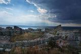 нос Калиакра - останки от кръстокуполна църква ; comments:42