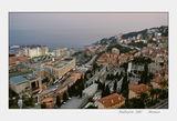 Княжество Монако - привечер, на залез. ; comments:89