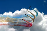 Red arrows over Silverstone ; comments:35