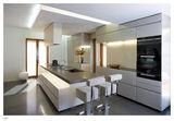 Кухня с работен плот от Zodiaq® ; comments:17
