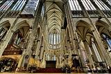 Кьолнската катедрала отвътре ; comments:14