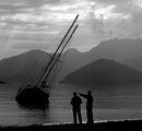 Корабокрушение в ч/б ; comments:87