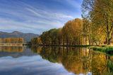 Езерото в Правец ; comments:91